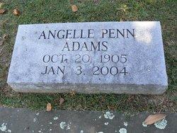 Angelle <i>Penn</i> Adams