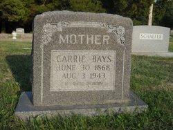 Caroline Carrie <i>Reagan</i> Bays