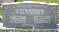 Thomas Eugene Baggett
