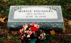 Fannie Myrtle Lee Pounders
