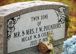 Micah W. Pounders