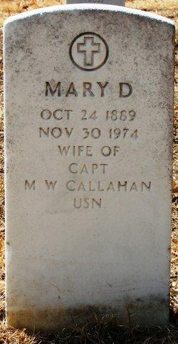 Mary Lemire <i>Dodson</i> Callahan