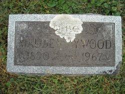Maude E. <i>Fulton</i> Caywood