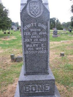 Hewitt McBrown Bone