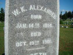 William Knox Alexander