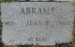 Jean B. Abrams