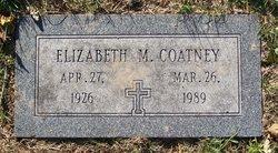 Elizabeth Maxine Maxine Coatney