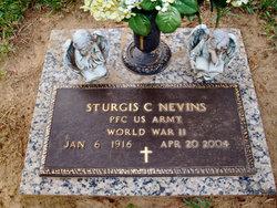 Sturgis Carlise Buddy Nevins