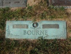 Fannie Ronette <i>Allen</i> Bourne