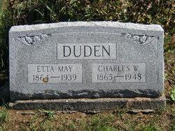 Charles Wesley Duden