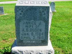 Annice J <i>Young</i> Duden