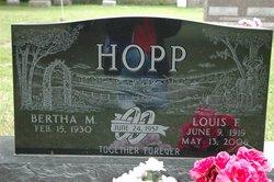 Louis Frederick Hopp