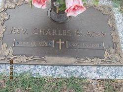 Rev Charles Eston Agan