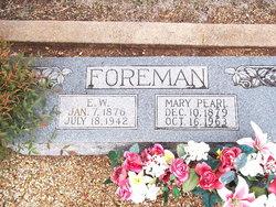 Eugene Willard Foreman