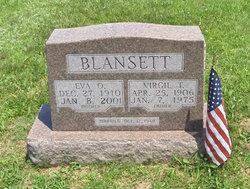 Eva O. <i>Kirby</i> Blansett