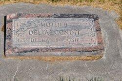 Delia Ida Bell <i>Parks</i> Condit