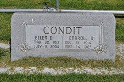 Ellen Dorothy <i>Heath</i> Condit