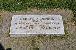 Dehryl Arthur Dennis