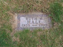 Ruth Mary Ruthie <i>Willhite</i> Hall