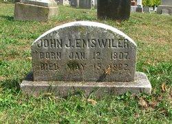 John J Emswiler