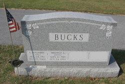 Mildred Louise <i>Spatz</i> Bucks