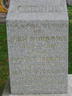 Martha <i>(Young)</i> Burnside