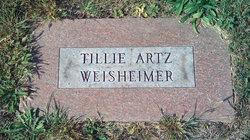 Tillie <i>Artz</i> Weisheimer