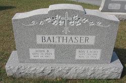 John Reinsel Balthaser