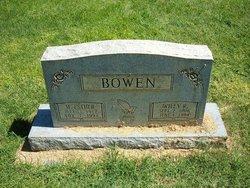 M. Esther <i>Hawver</i> Bowen