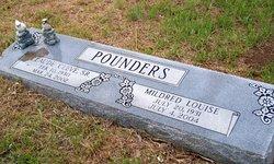 Mildred Louise <i>Hasserodt</i> Pounders