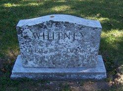 Olive R Whitney