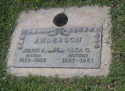Julius A Anderson