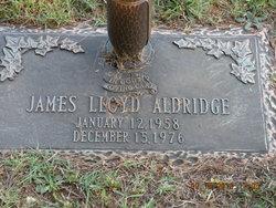 James Lloyd Aldridge