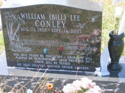 William Lee Bill Conley