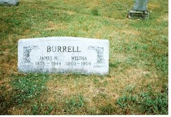 Weltha <i>Sherman</i> Burrell