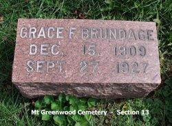 Grace F LIL Grace Brundage