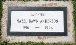 Hazel Dawn Anderson