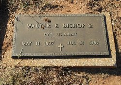 Walter Earl Bishop, Sr