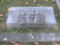 Lafayette Bluford Lb Adams