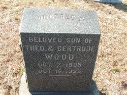 Winfred E Wood