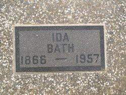 Ida <i>Clegg</i> Bath