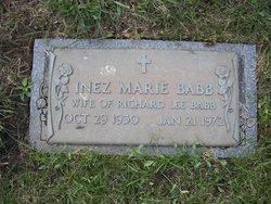Inez Marie Babb