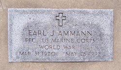 Earl J Ammann