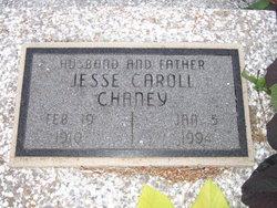 Jesse Caroll Chaney