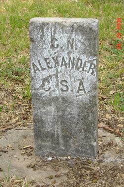C. N. Alexander, Sr