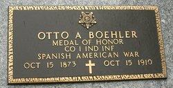 Otto A. Boehler