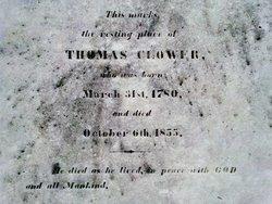 Thomas H Clower