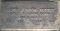 Lloyd E. Pettey, Jr