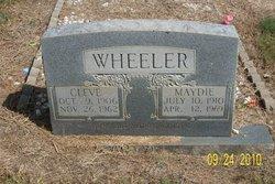 Maydie Wheeler