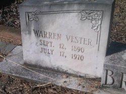 Warren Vester Brewer